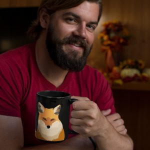 What Does the Fox Say Mug