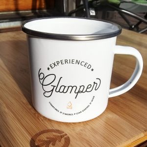Experienced Glamper Metal Camp Mug