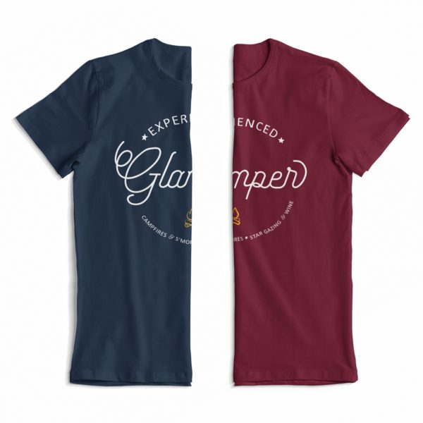 Experienced Glamper ladies tee