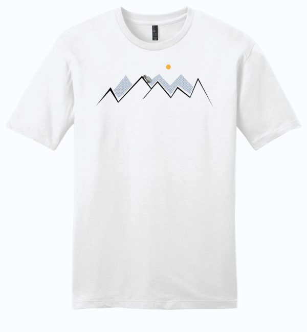 Land Rover Mountain Climber t-shirt