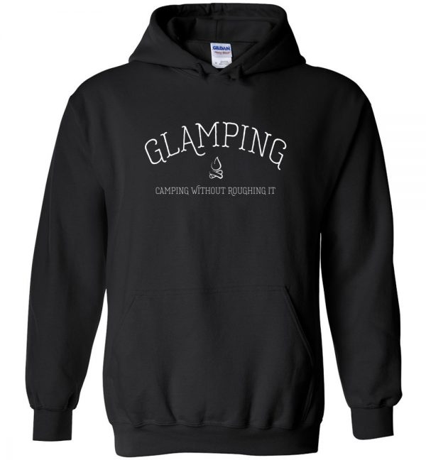 Glamping Hooded Sweatshirt