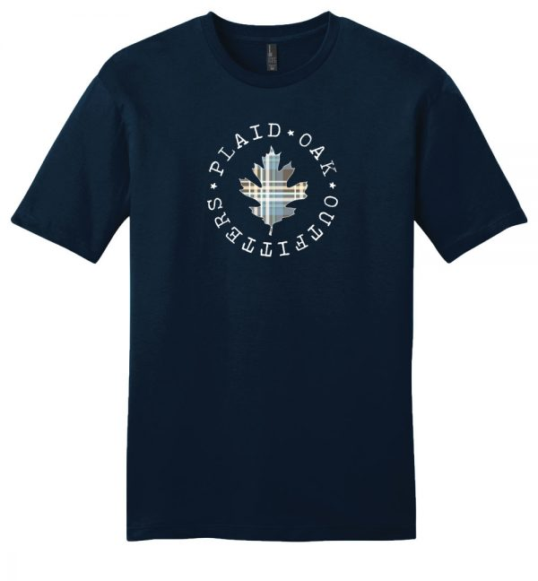 Plaid Oak Outfitters Unisex Tee