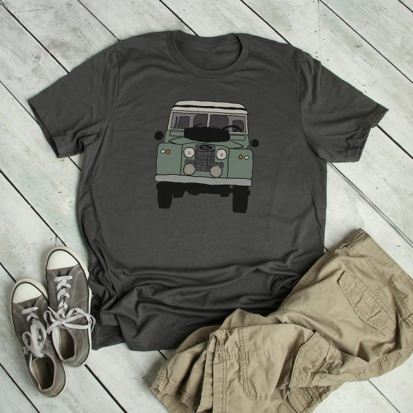 Overland Vehicle T-Shirt