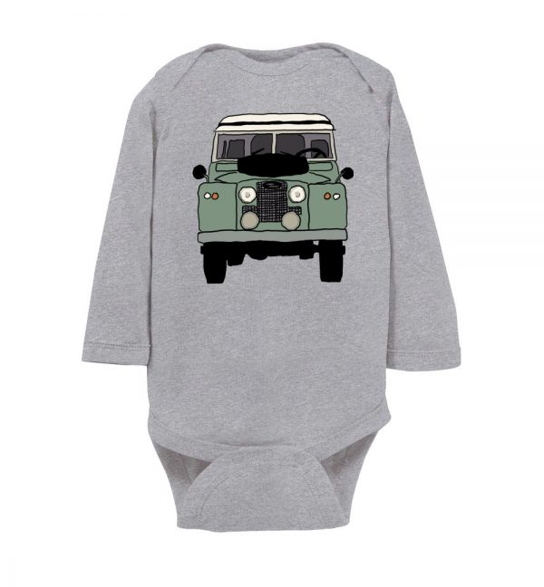 Land Rover Series IIA Baby