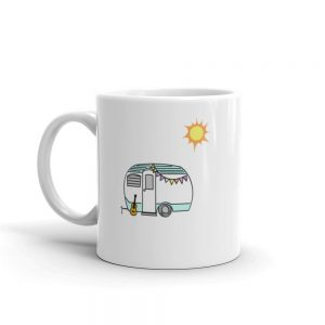 Retro RV Camper Mug