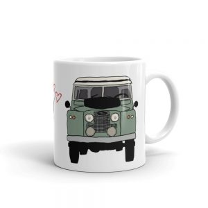 Love My Landy coffee mug