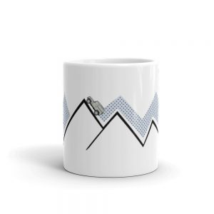 Land Rover Mountain Climber Mug