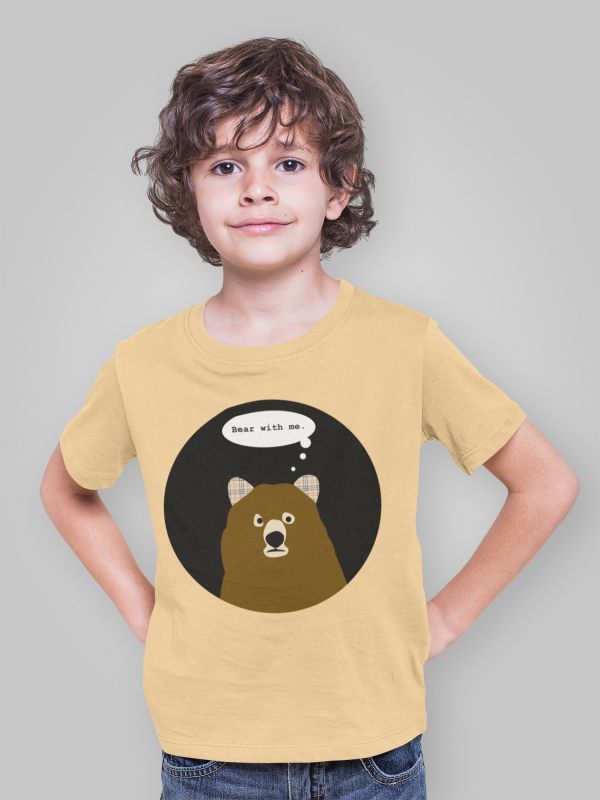 Bear With Me Youth Unisex Tee