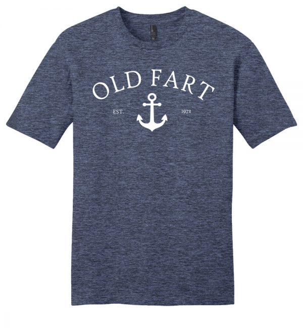 Personalized Old Fart t-shirt