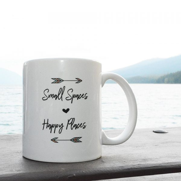 Small Spaces Mug