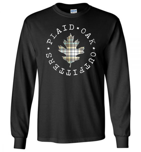 Plaid Oak Outfitters long sleeve t-shirt