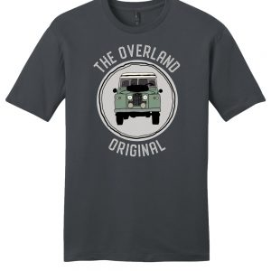 The Overland Original unisex t-shirt