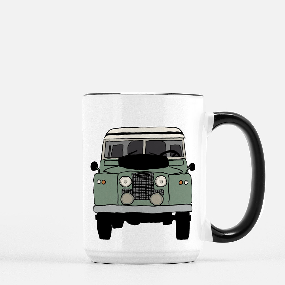 Intentional Wanderer Series IIA mug