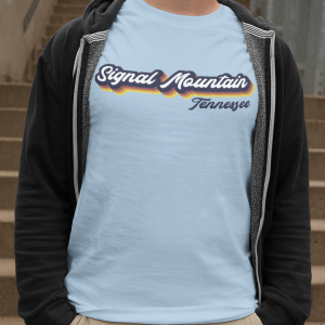 Signal Mountain TN t-shirt
